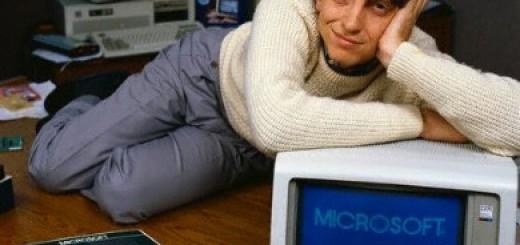 Bill Gates em 1983