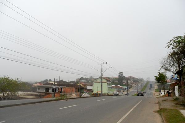 Rua Ricardo Eccel - Bairro Boehmerwald