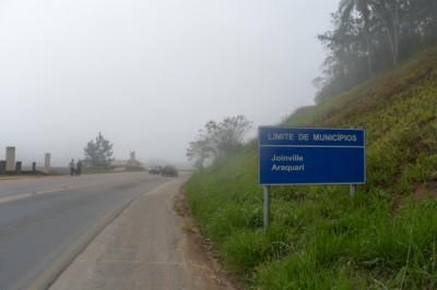 Pedal Praia da Enseada - Divisa Joinville e Araquari