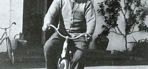Albert Einstein Bike