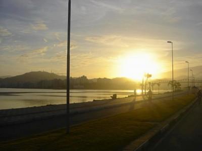 Beira Mar, precisa paisagem melhor? Foto: Dalton Volles