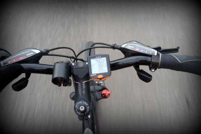 Pedal Barra Velha - 40km/h