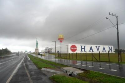 Pedal Barra Velha - Havan