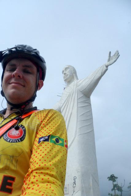 Pedal Barra Velha - Cristo