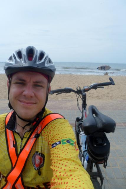 Pedal Barra Velha - Praia Central