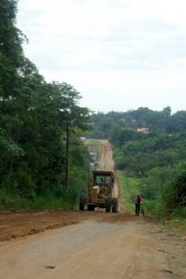 Pedal Jaraguá do Sul - Estrada de Chão