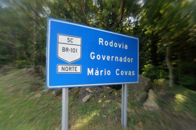 BR101 - Rodovia Mario Covas