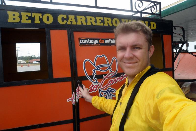 Carruagem Beto Carrero