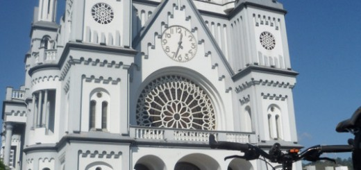 Audax Itajaí - Igreja Matriz