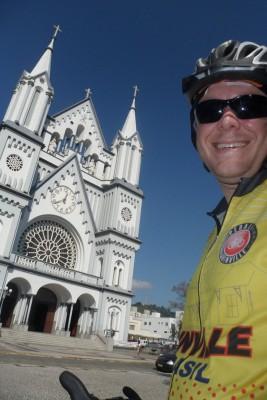 Marcelo Rodrigo - Audax Itajai - Igreja Matriz