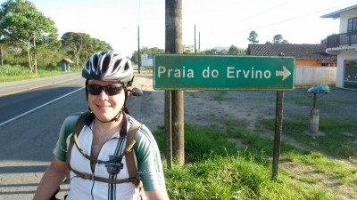 Pedal Enseada - Trevo da Praia do Ervino