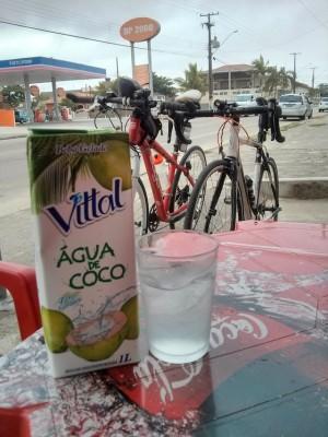 Pedal de Guaratuba - Água de Coco