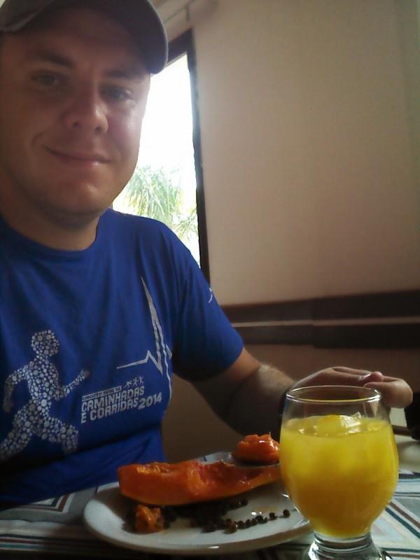 Corrida Vila Velha - Café da manhã