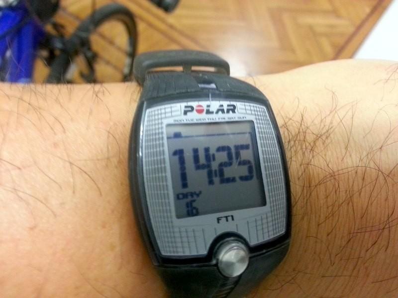 dff691a0cf8 Review Monitor Cardíaco Polar FT1 - Marcelo Rodrigo