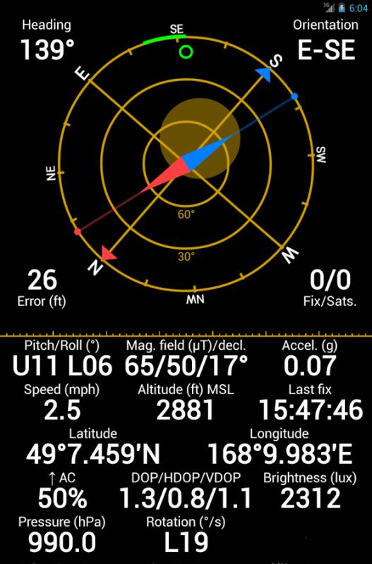 Motorola G Losing GPS on Android Lollipop