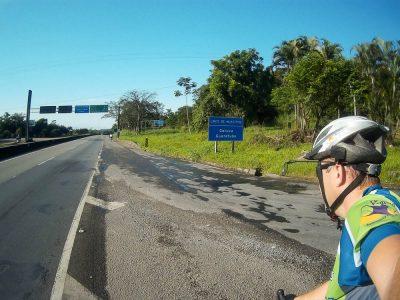 Pedalando no Paraná