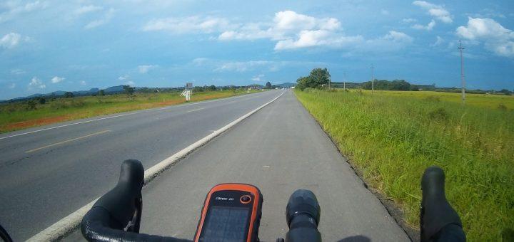 Volta do Arroz na BR 280
